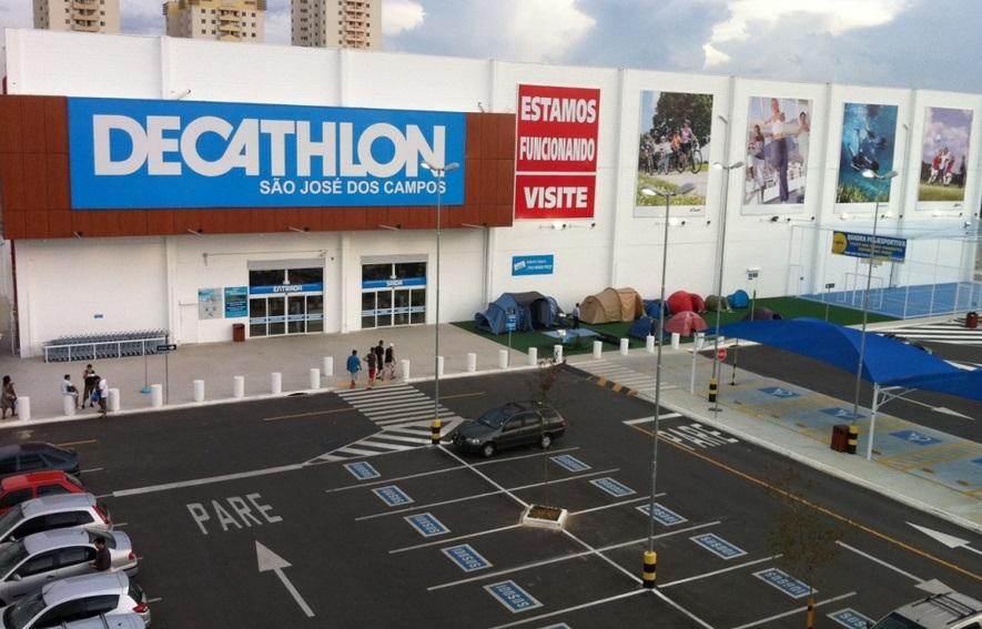 ad0319bac Decathlon São José dos Campos. Gerenciamento ...