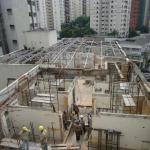Fiscalização obras construção civil